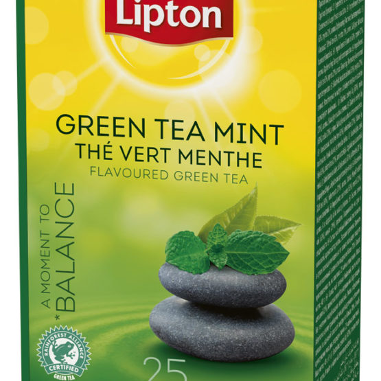 13-00-215 LIPTON GREEN TEA MINT