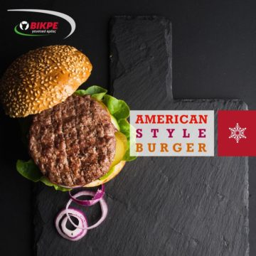 04-02-011 Burger βοειο american style